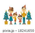 クリスマスと家族 18241650