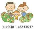 家族花畑カメラ 18243047