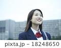 ポートレート 女性 女子高生の写真 18248650