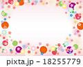 背景素材-花ばな 18255779