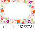 背景素材-花ばな 18255781