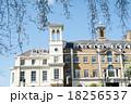 建物 格子窓 ロンドンの写真 18256537