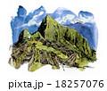 マチュピチュ 18257076