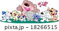 かわいい動物 18266515