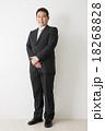 男性 ミドル ビジネスマンの写真 18268828