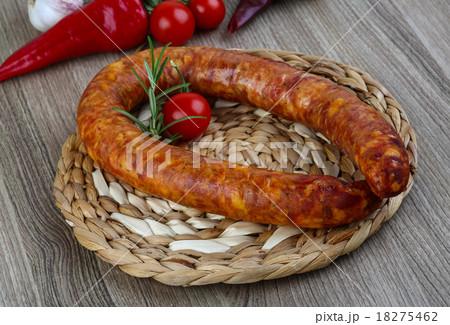 Sausage ringの写真素材 [18275462] - PIXTA