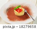 Custard dessert 18279658