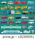 車 アイコン 18289091