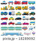 車 アイコン 18289092