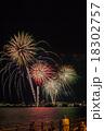 花火 花火大会 風景の写真 18302757