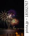 花火 花火大会 風景の写真 18302767