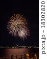 花火 花火大会 風景の写真 18302820