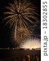 花火 花火大会 風景の写真 18302855