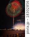花火 花火大会 風景の写真 18302856