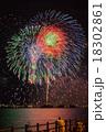 花火 花火大会 風景の写真 18302861