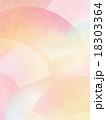 和紙 扇 紙のイラスト 18303364