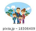 初詣【三頭身・シリーズ】 18306409
