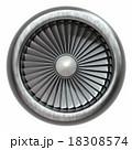 Turbo jet engine 18308574