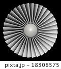 Turbo jet engine 18308575
