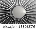 Turbo jet engine 18308576