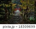 歩行者用吊り橋 18309699