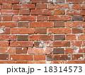 バックグラウンド(赤レンガ) 18314573