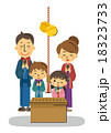 初詣【三頭身・シリーズ】 18323733