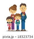 着物の家族【三頭身・シリーズ】 18323734