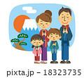 初詣【三頭身・シリーズ】 18323735