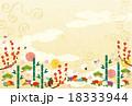 背景素材-初春模様b-3(テクスチャ) 18333944