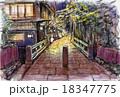 祇園夜景 18347775