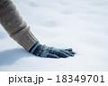 雪遊び 18349701