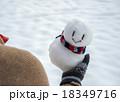 雪だるま 18349716