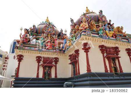 シンガポール スリ・マリアマン寺院 18350062