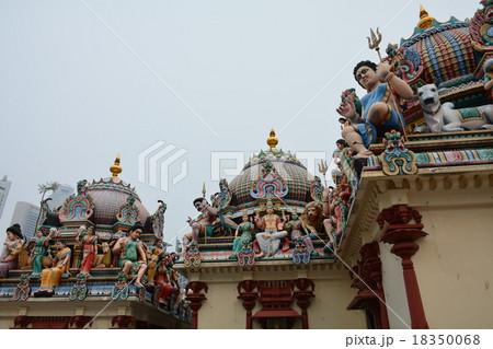 シンガポール スリ・マリアマン寺院 18350068