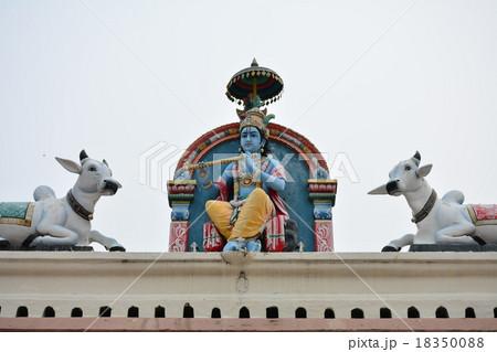シンガポール スリ・マリアマン寺院 18350088