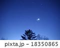 明け方の金星木星金星 18350865