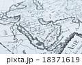 アンティークの世界地図  18371619