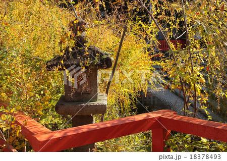 京都 下鴨神社の石灯篭 18378493