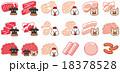 精肉セット 18378528