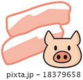 豚うす切り肉 18379658
