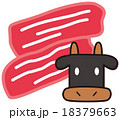 牛うす切り肉 18379663