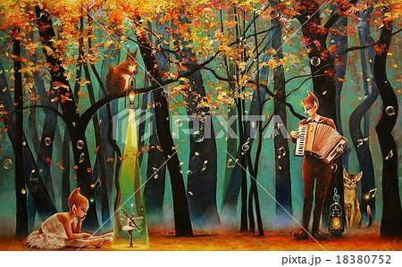 不思議の森 18380752