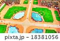 噴水 庭園 宮殿の写真 18381056