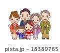 家族 着物 1 18389765