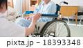 シニア・医療や介護 18393348