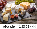 French soft cheese 18398444