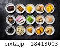 おせち料理 和食 料理の写真 18413003