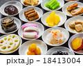 おせち料理 和食 料理の写真 18413004