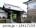 金沢城門 18417159